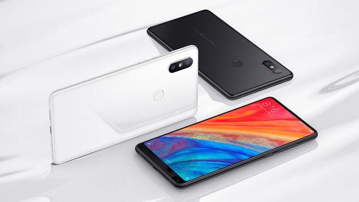 Xiaomi Mi Mix 2S y su conectividad
