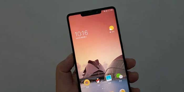 Xiaomi Mi Mix 2s filtrado