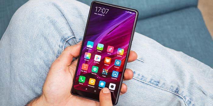 Xiaomi Mi Mix 2s lanzamiento europa