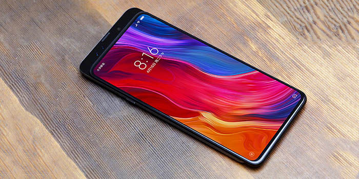 Xiaomi Mi Mix 3 deslizable