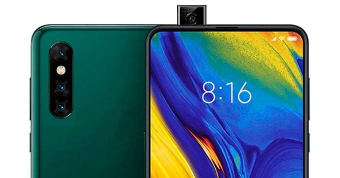 Xiaomi Mi Mix 4 camara de 100 mp y patalla 90 hz