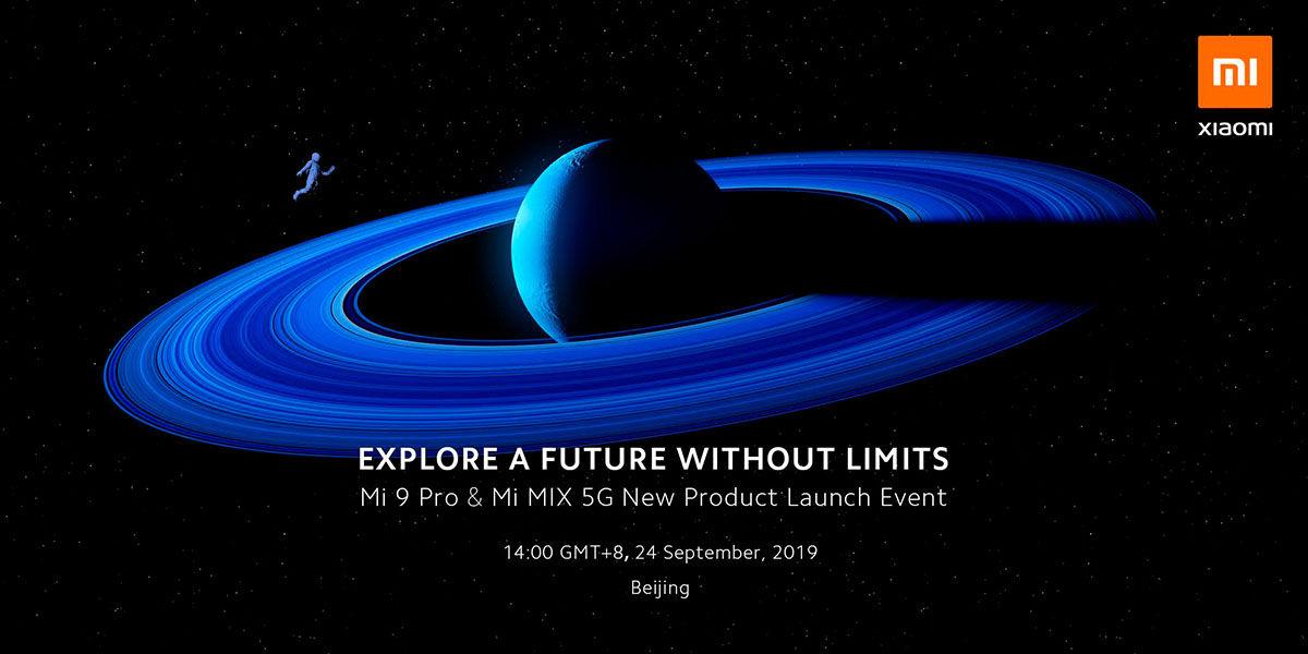 Xiaomi Mi Mix 4 se presentara el 24 de septiembre