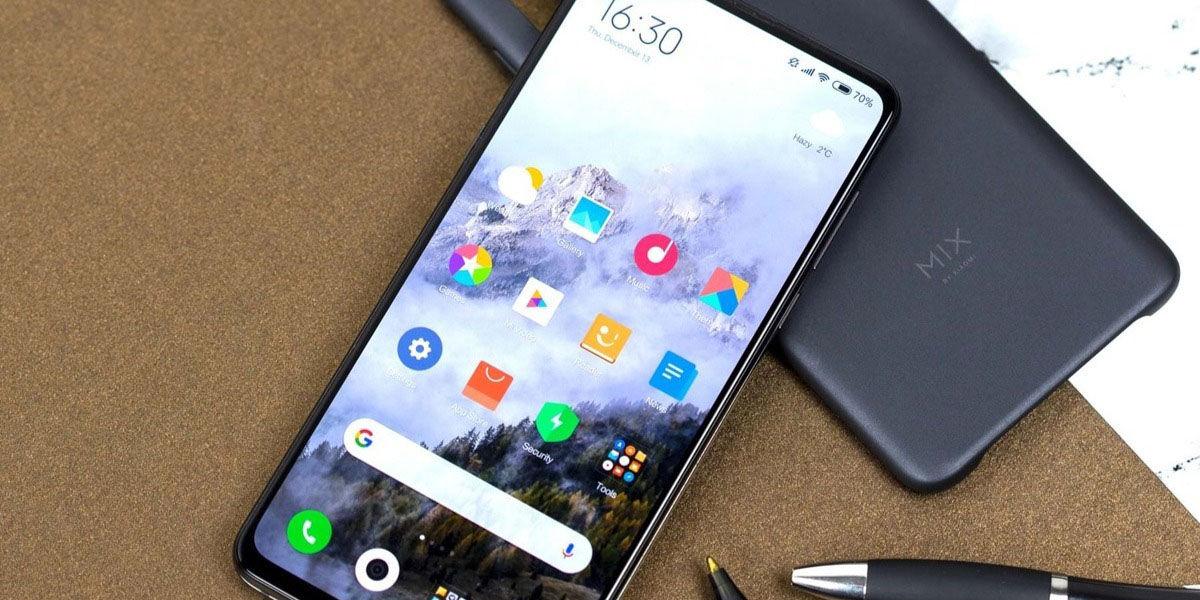 Xiaomi Mi Mix 4 vendra con 5G