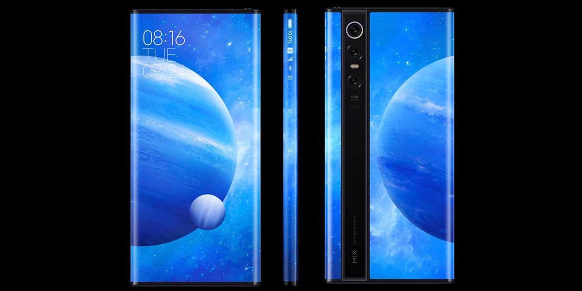 Xiaomi Mi Mix Alpha características