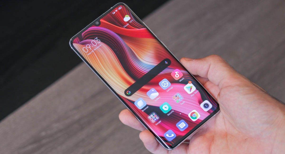 Xiaomi Mi Note 10 oferta especial Espana