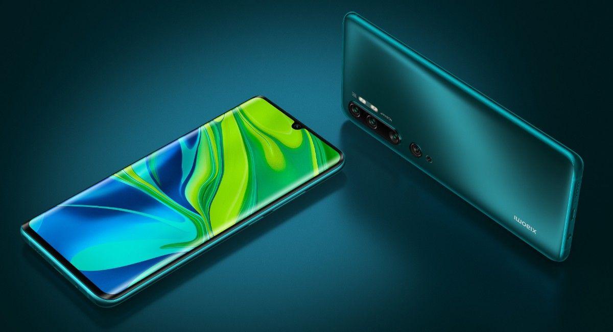 Xiaomi Mi Note 10 oferta especial