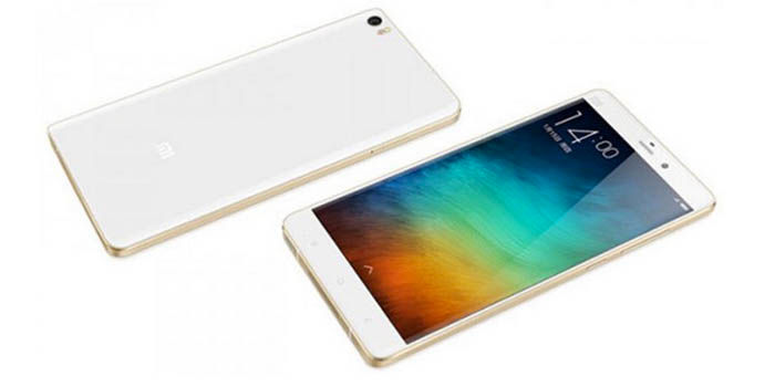Xiaomi Mi Note 2 Precio