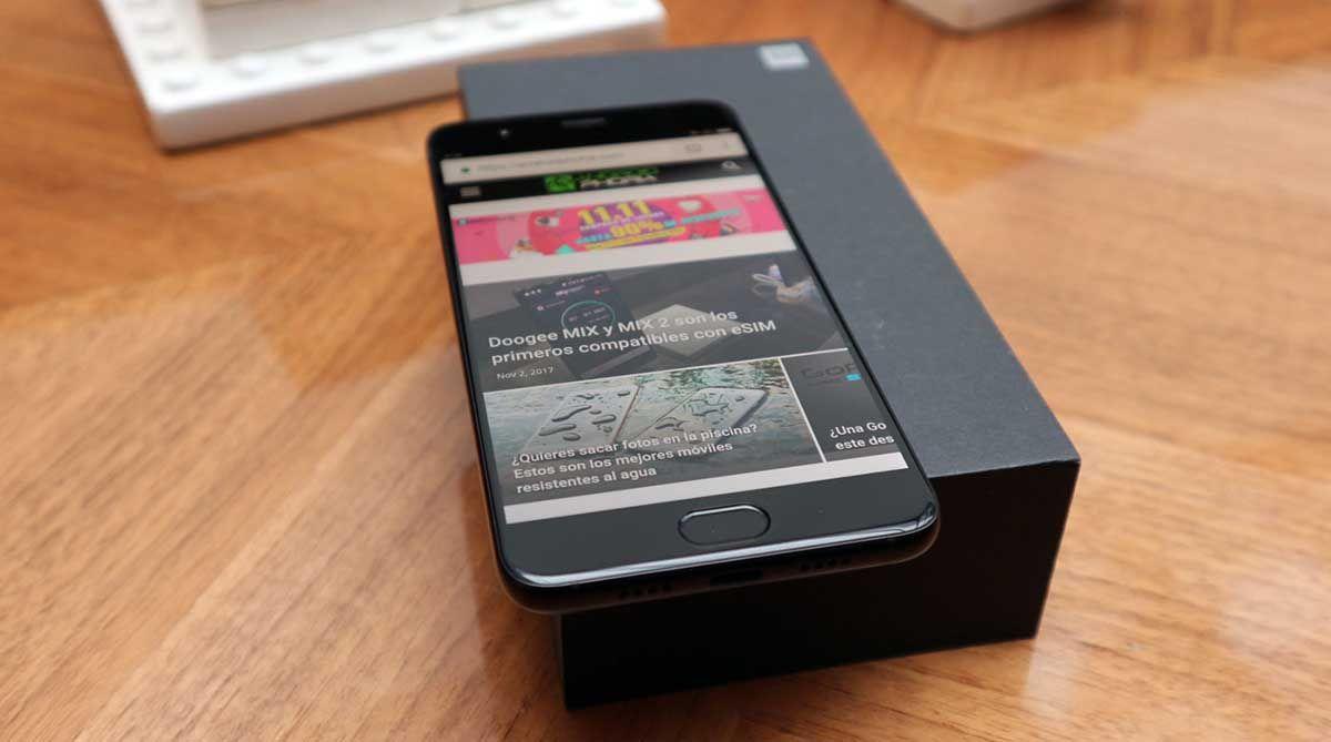 Xiaomi Mi Note 3 androidphoria