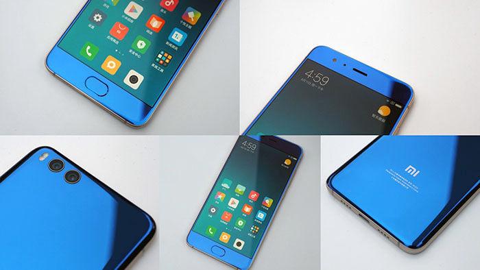 Xiaomi Mi Note 3 fotos
