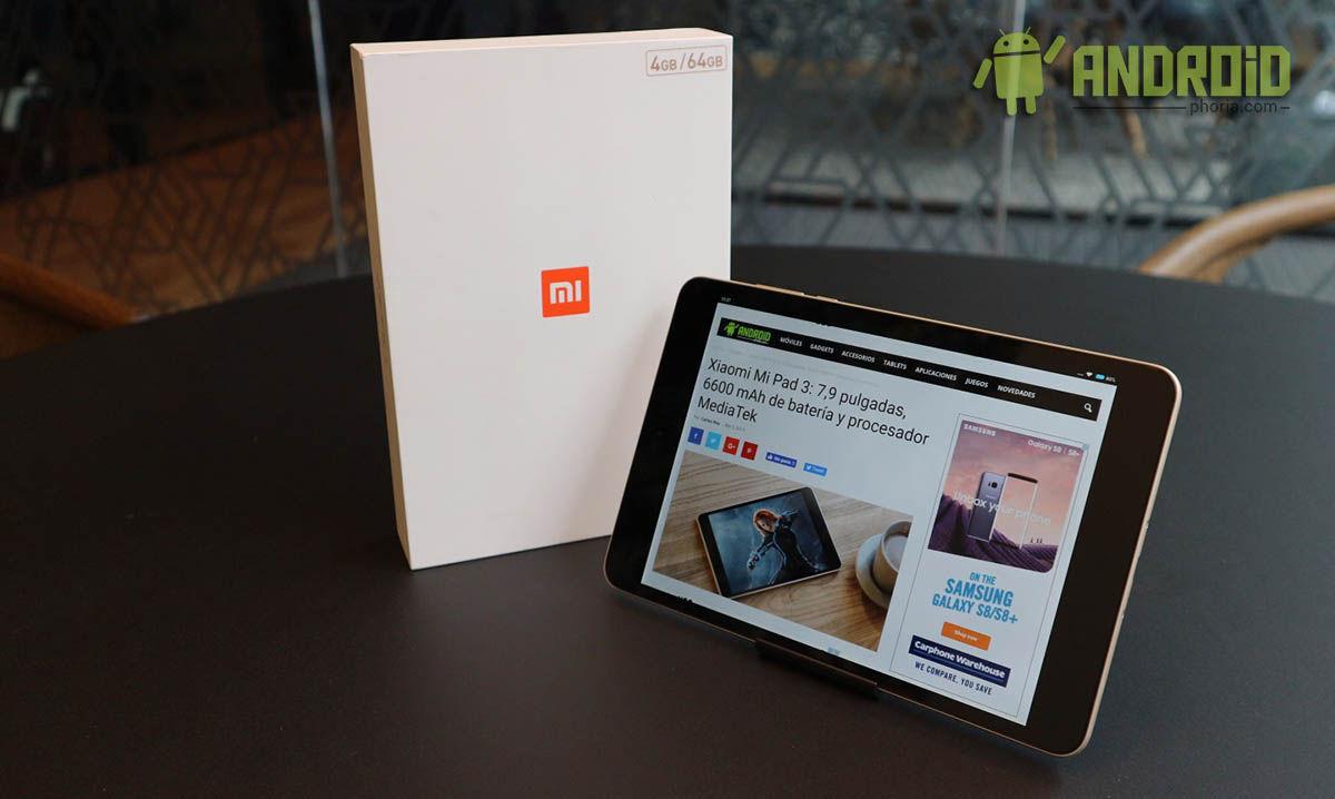 Xiaomi Mi Pad 3 androidphoria