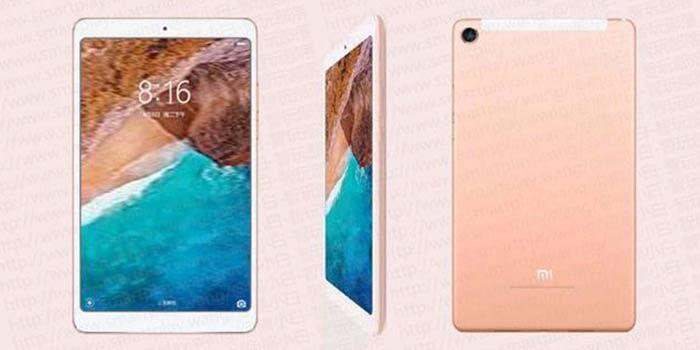 Xiaomi Mi Pad 4 fotos