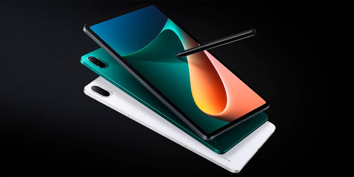 Xiaomi Mi Pad 5 llegará Europa septiembre