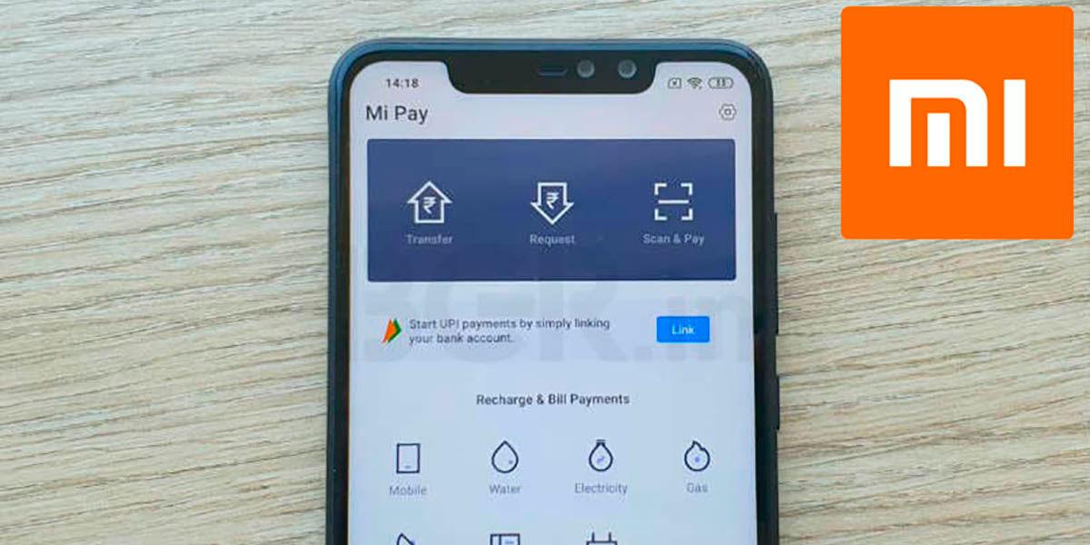 Xiaomi Mi Pay Europa