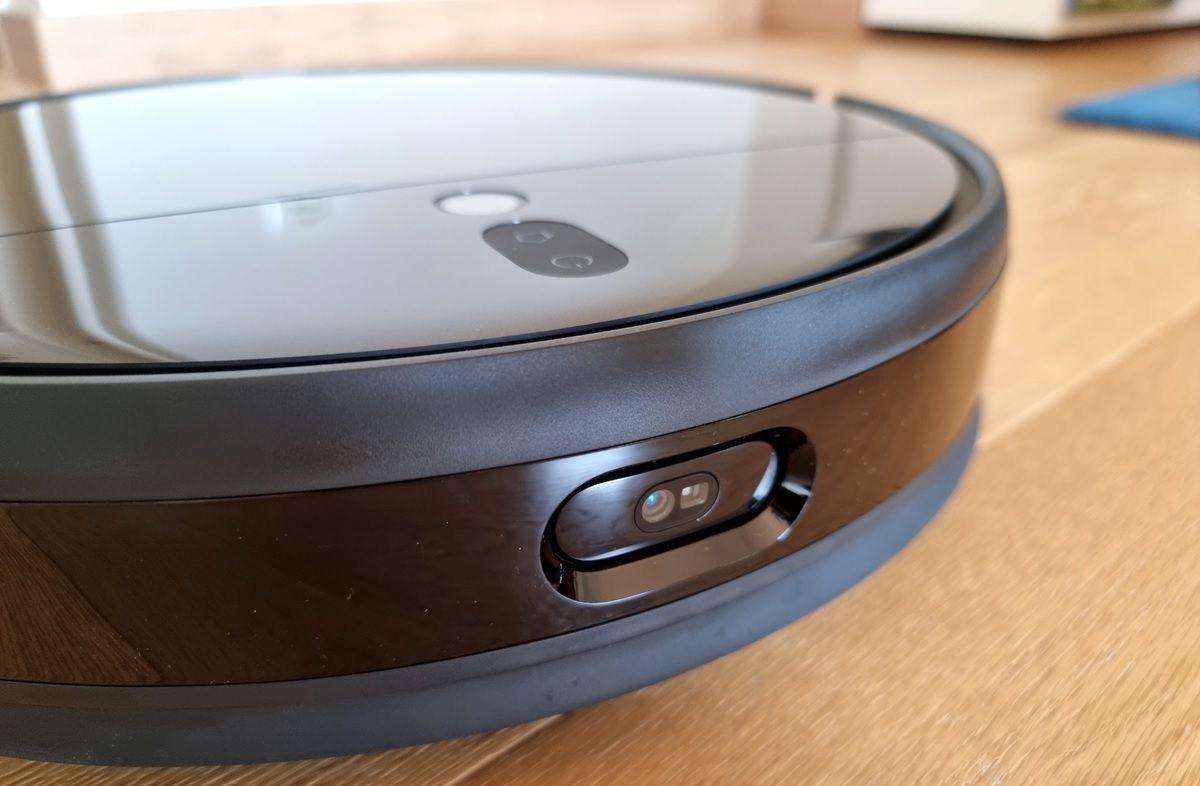 Xiaomi Mi Robot Vacuum Mop 2 Pro+ camara tof