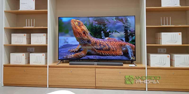 Xiaomi Mi TV Lanzamiento