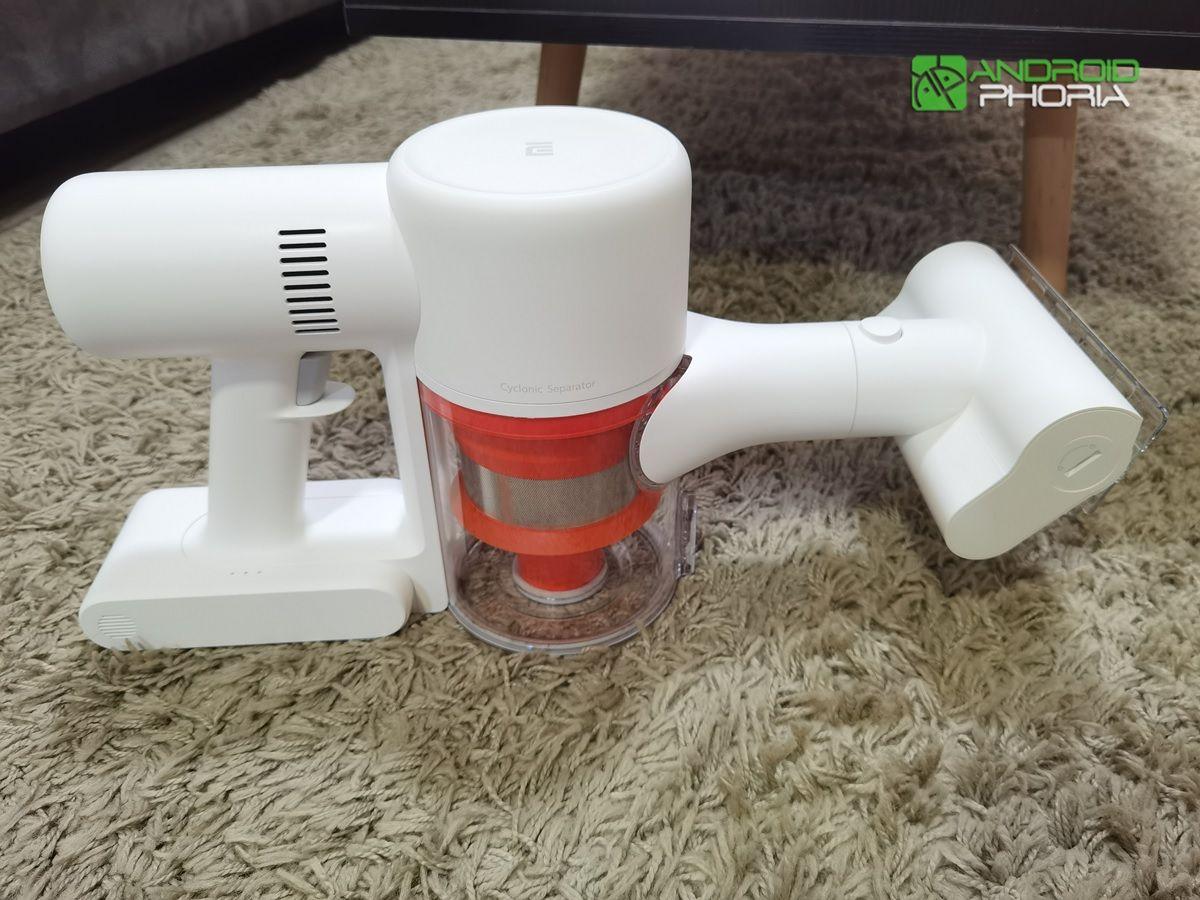 Xiaomi Mi Vacuum Cleaner G9 con Mini cepillo electrico motorizado