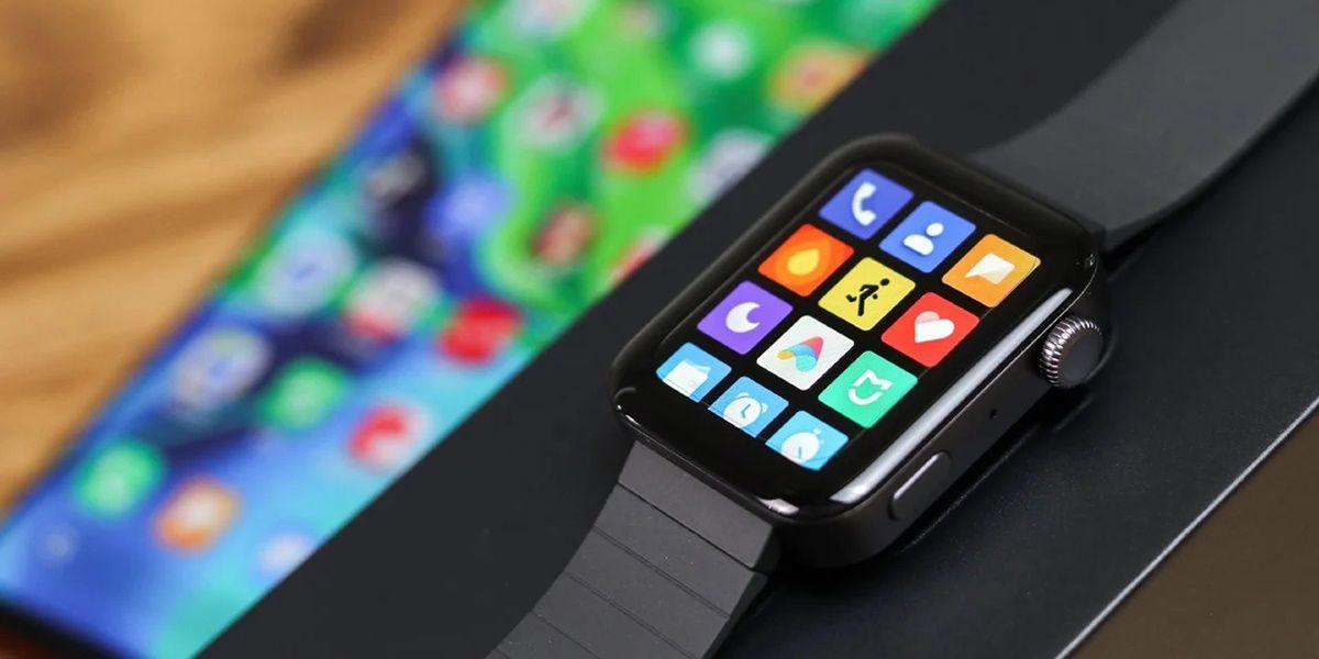 Xiaomi Mi Watch apps