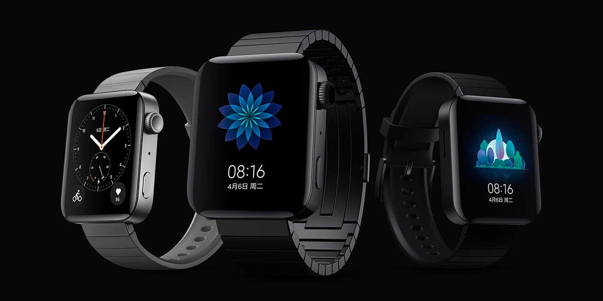 Xiaomi Mi Watch diferencias Amazfit GTS