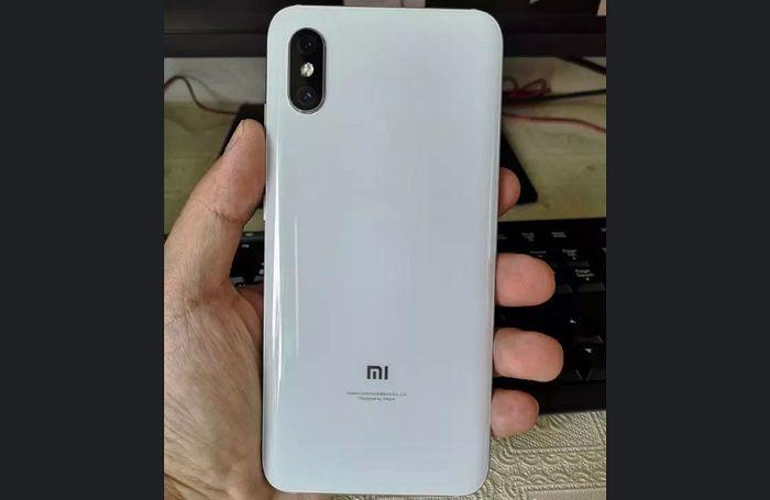 Xiaomi Mi 8X cor branca