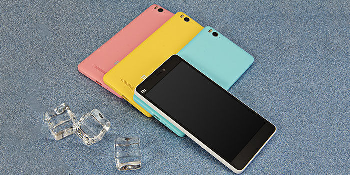 Xiaomi Mi4C en varios colores