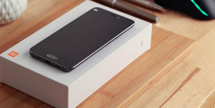 Xiaomi Mi5 caja