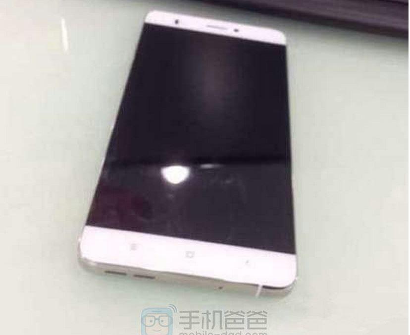 Xiaomi Mi5 foto real