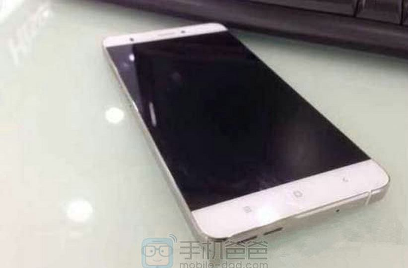 Xiaomi Mi5 fotos