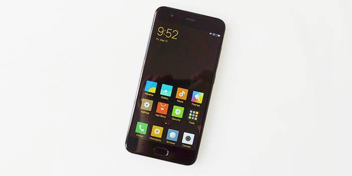Xiaomi Mi6 camara