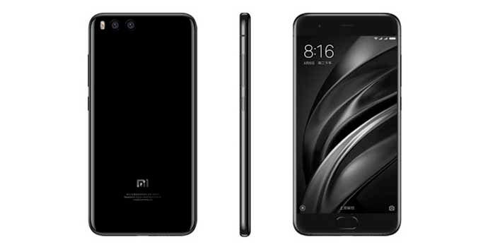 Xiaomi Mi6 oferta tomtop