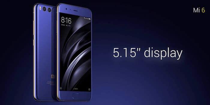 Xiaomi Mi6 oficial