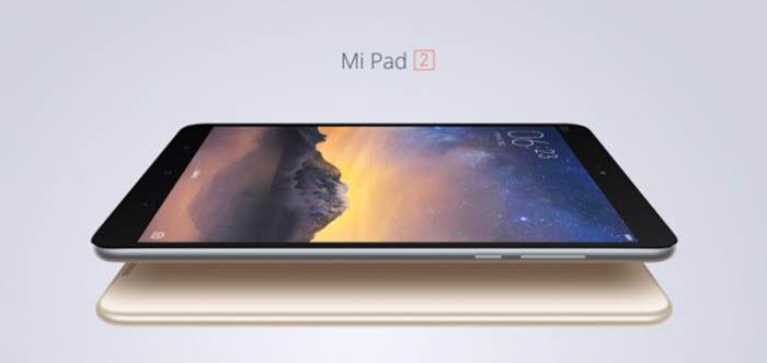 Xiaomi MiPad Características