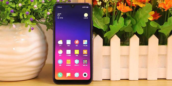 Xiaomi Play frontal