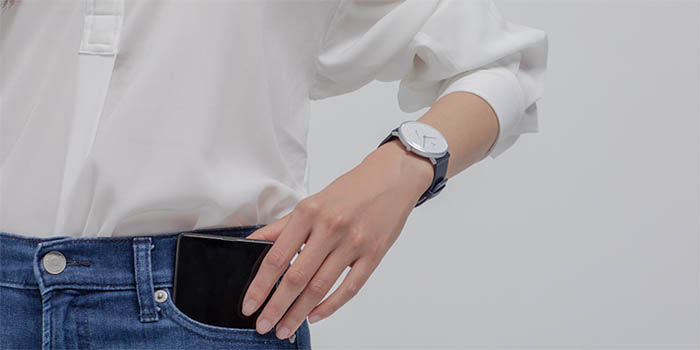 Xiaomi Quartz Watch azul