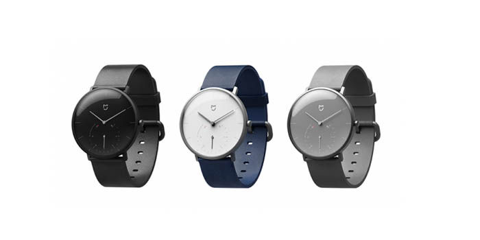 Xiaomi Quartz Watch colores