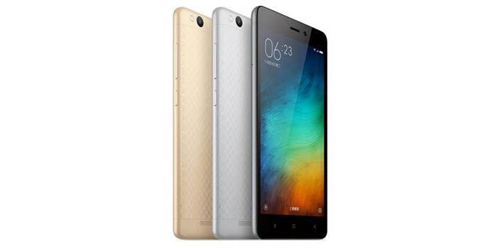 Xiaomi RedMi 3 precio