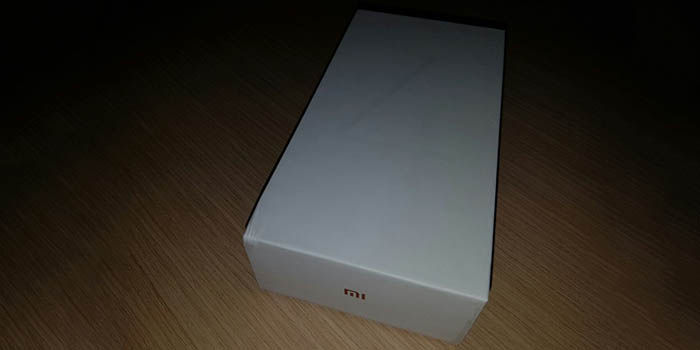 Xiaomi RedMi 4 Pro Caja