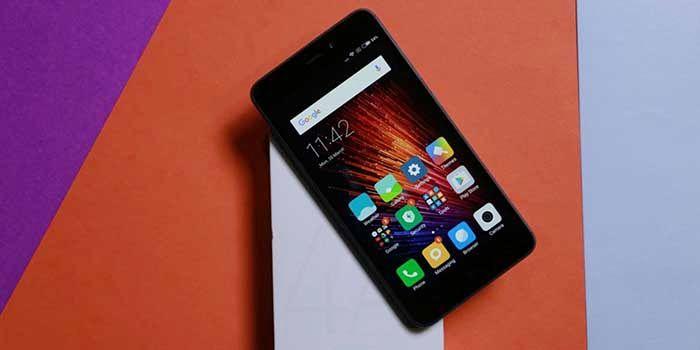 Xiaomi Redmi 4A no funciona