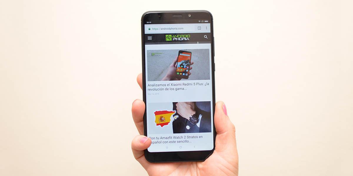 Xiaomi Redmi 5 Plus Androidphoria