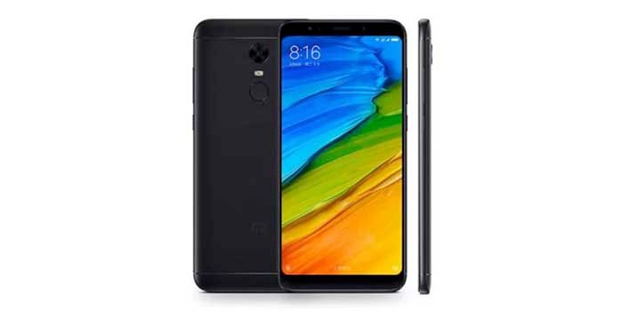 Xiaomi Redmi 5 Plus Global