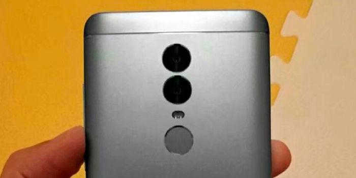 Xiaomi Redmi 5 Plus filtracion completa
