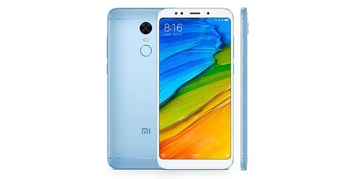 Xiaomi Redmi 5 Plus precio minimo