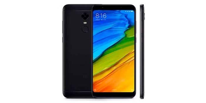 Xiaomi Redmi 5 Plus promo