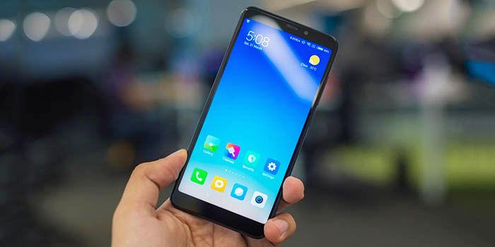 Xiaomi Redmi 5 buen smartphone