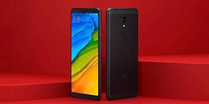 Xiaomi Redmi 5 oficial