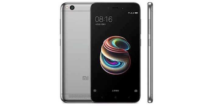 Xiaomi Redmi 5A Global