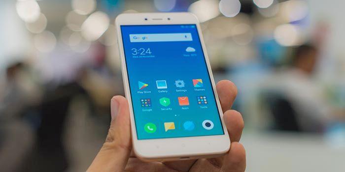 Xiaomi Redmi 5a mas vendido