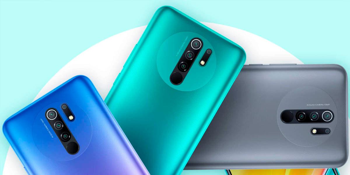 Xiaomi Redmi 9 el gama baja con mejores especificaciones tiene descuento en amazon