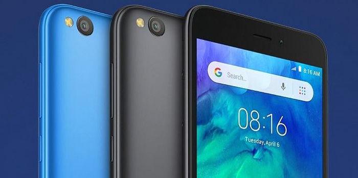 Xiaomi Redmi Go a menos de 80 euros