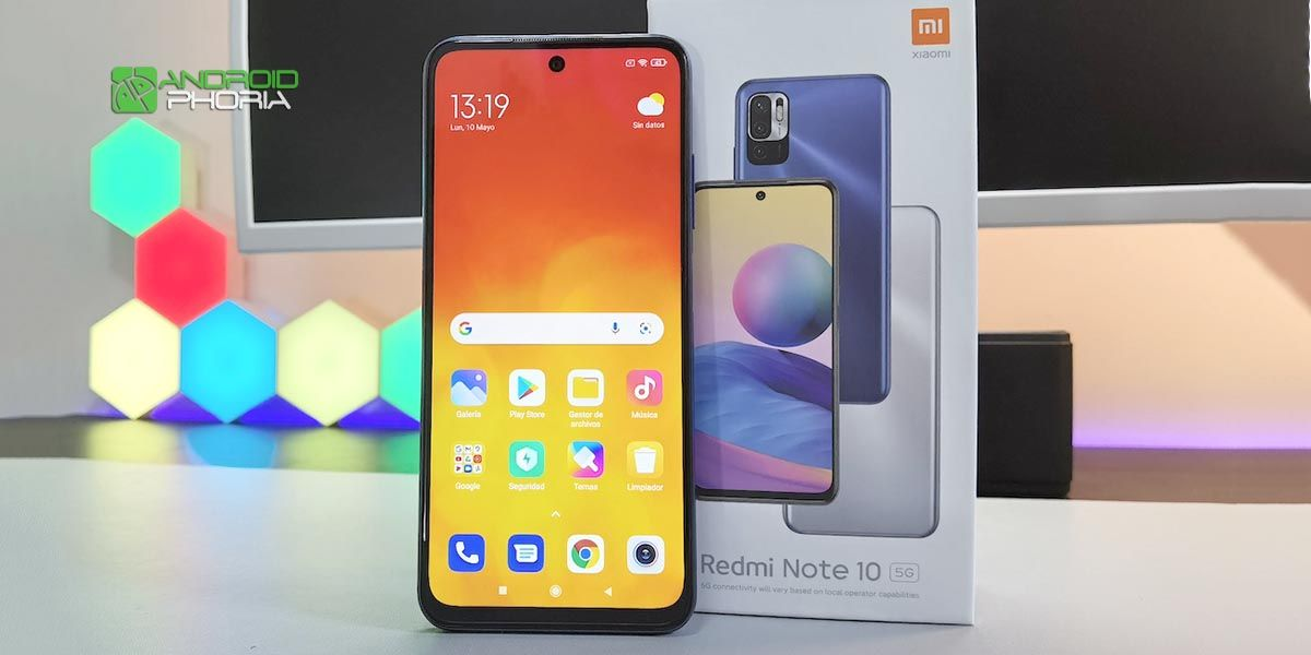 Xiaomi Redmi Note 10 5G