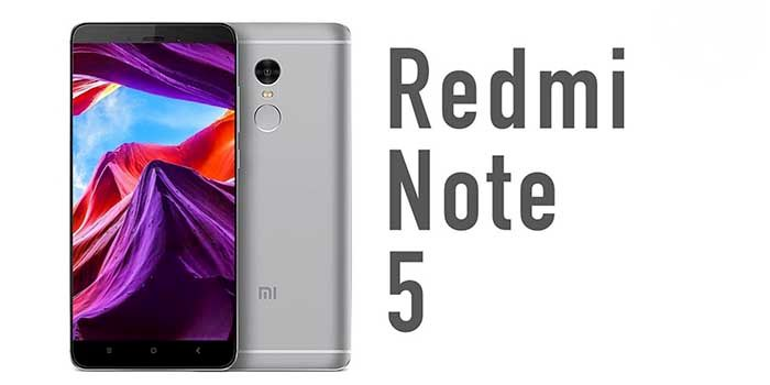 Xiaomi Redmi Note 5 Plus inesperado